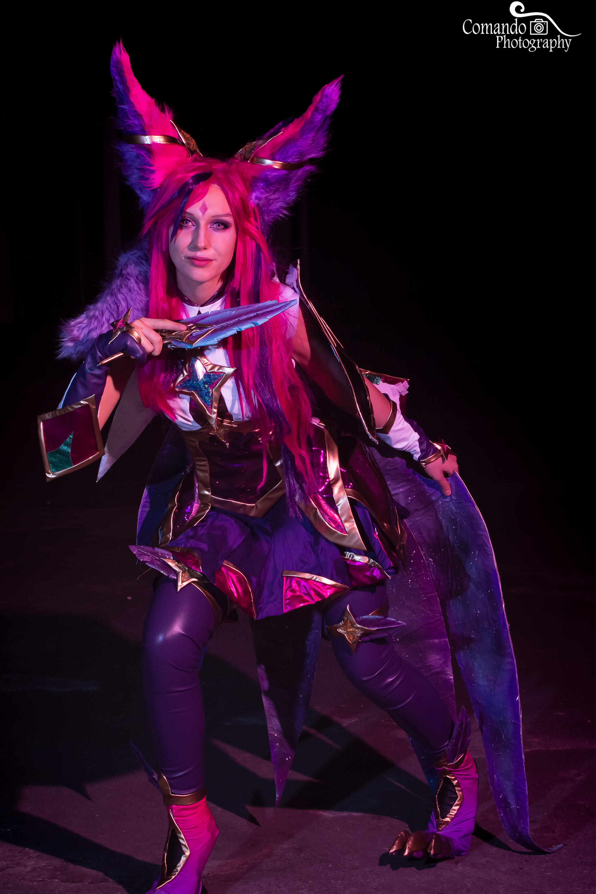 4. Aichan [España] - Xayah Star Guardian [League of Legends]