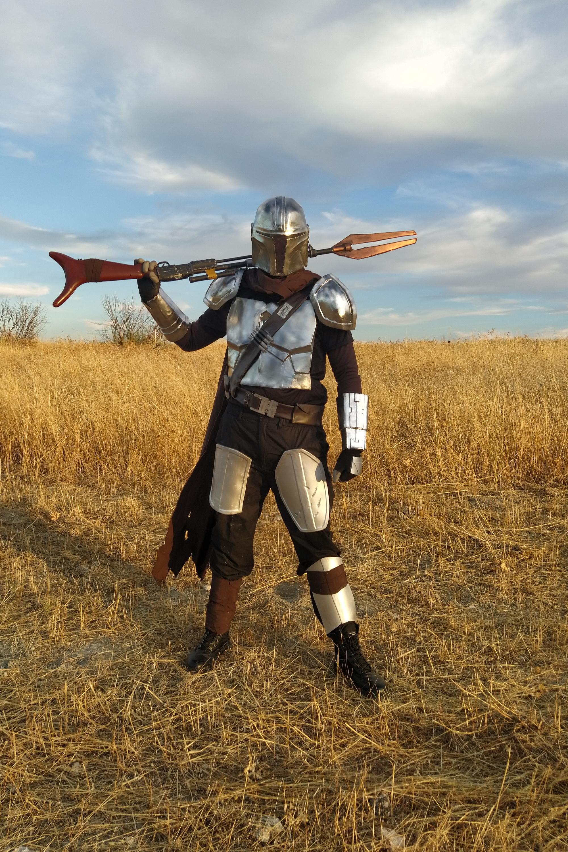 12. Droid [España] - Mandalorian (Star Wars)