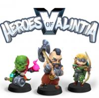 Heroes os valintia logo