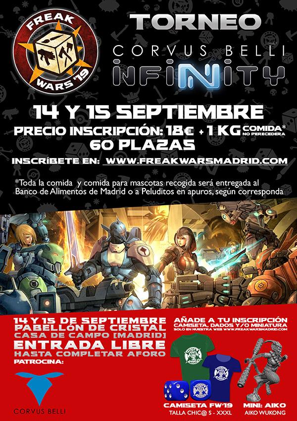 Torneo Infinity Freak Wars 19