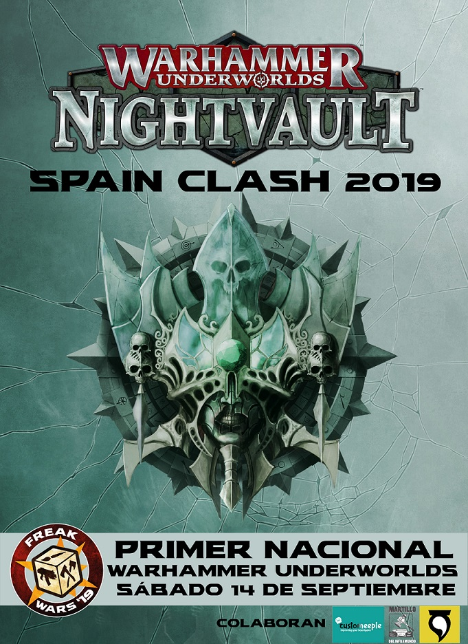 Spain Clash Underworlds Freak Wars 19