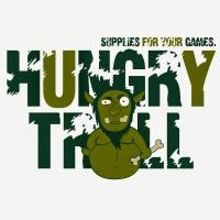 Hungry Troll