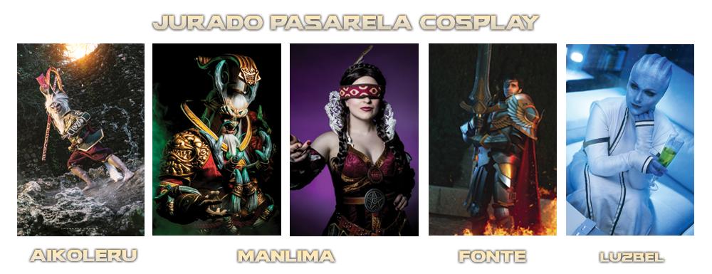 cosplay freak wars jurado