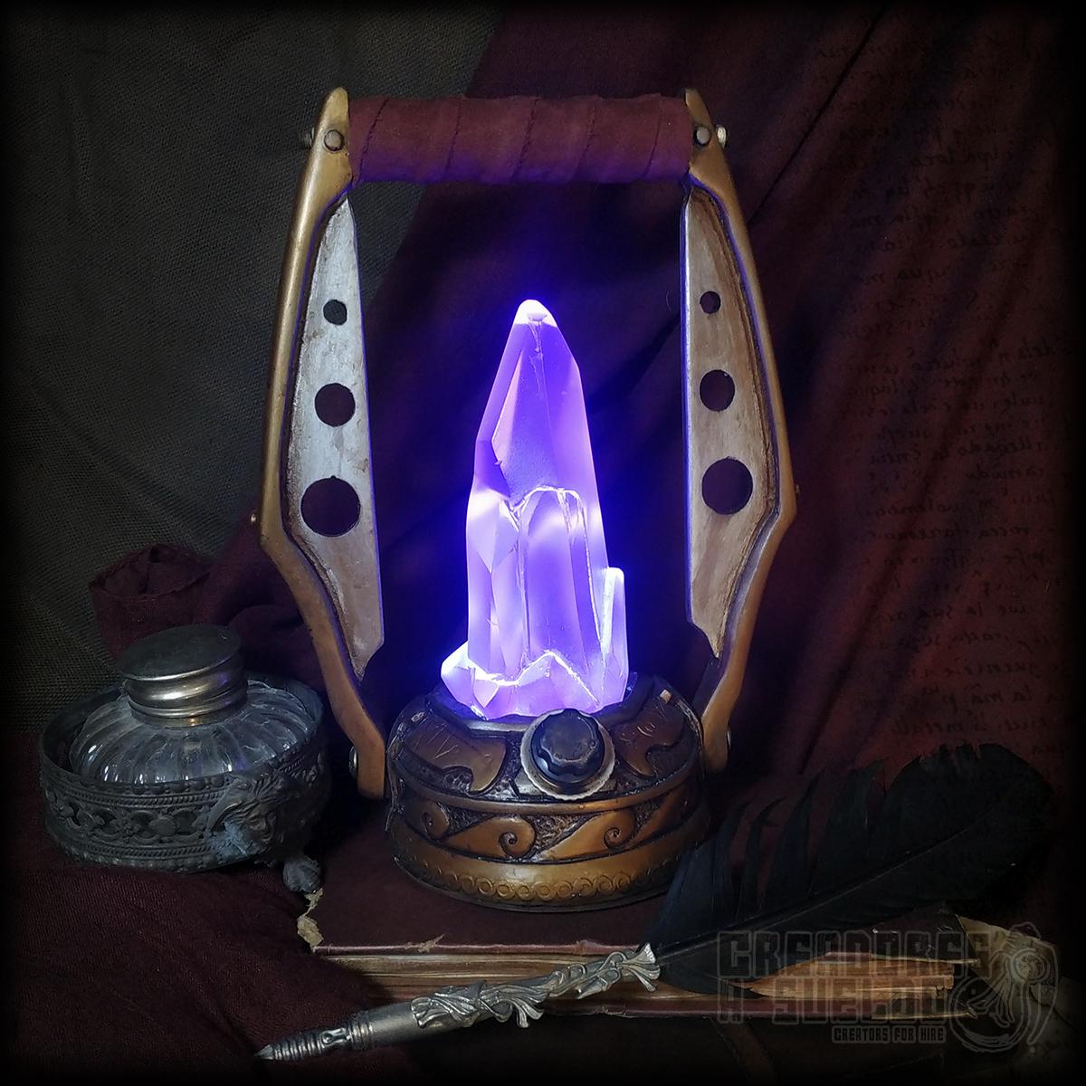 creadores lampara magica