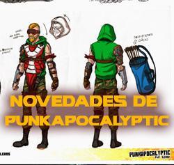 Novedades de Punkapocalyptic