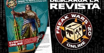 revista freak wars 2020