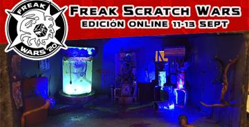 Trabajos presentados del Freak Scratch Wars 2020