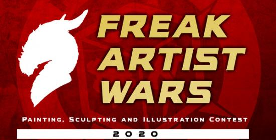 Freak Artist Wars 2020