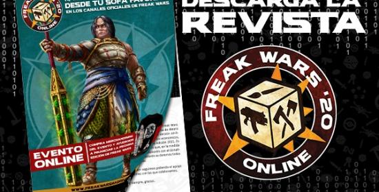 revista freak wars 2020
