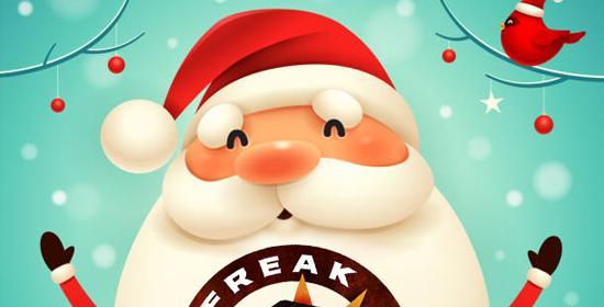 Freak Papa Noel