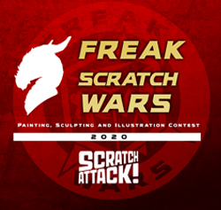 Freak Scratch Wars 2020