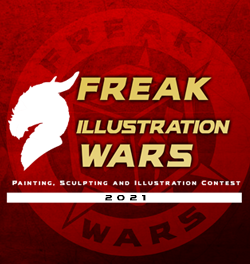 Freak Illustration Wars 2021