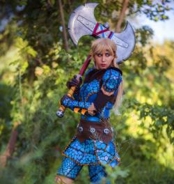 Materiales y confección de props y accesorios de cosplay