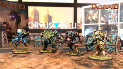 Presentación y demo de Infinity Deathmatch: TAG Raid